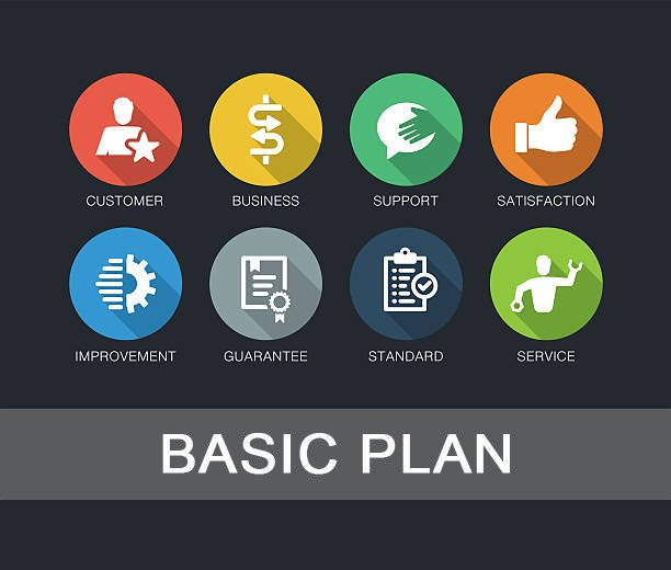 basic web support plan business it essentials